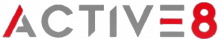 Active8gym Logo